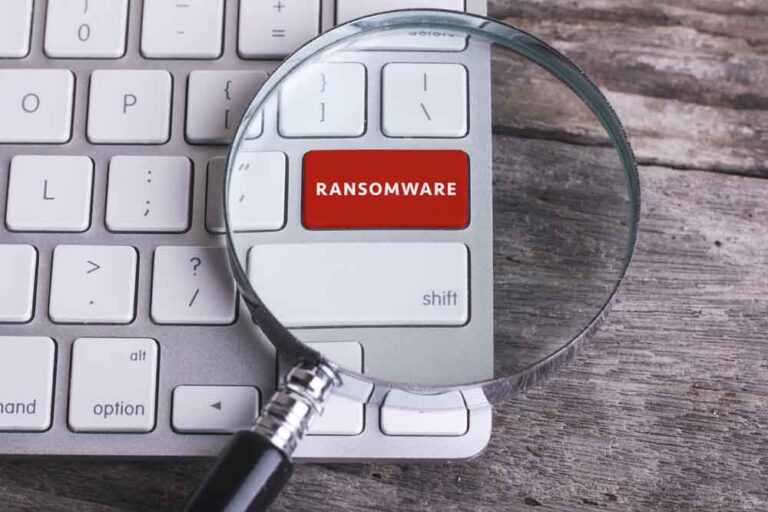 Ransomware Targets Healthcare Entities